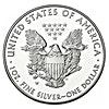 American Silver Eagle 2016 - 1 oz