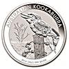 Australian Silver Kookaburra 2016 - 1 kg