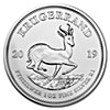 South African Silver Krugerrand