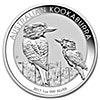 Australian Silver Kookaburra 2017 - 1 oz