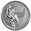 Canada 2015 Silver Superman - 1/4 oz