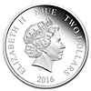 Niue Silver Kings of the Continent 2016 - King Cobra - 1 oz