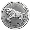 Canadian Silver Predator Series 2016 - Cougar - Circulated in good condition - 1 oz