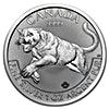 Canadian Silver Predator Series 2016 - Cougar - 1 oz