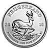 South African Silver Krugerrand 2018 - 1 oz