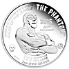 Australia Silver 80th Anniversary of the Phantom 2016 - Proof - 1 oz