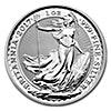 Silver Britannia 2017 - 1 oz
