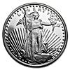 Saint Gaudens Silver Round - 1 oz