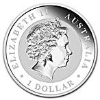 Australian Silver Koala 2017 - 1 oz thumbnail
