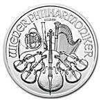 Austrian Silver Philharmonic 2017 - 1 oz thumbnail