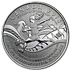 Canada Silver FIFA Women World Cup 2015 - 1/4 oz thumbnail