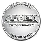 APMEX Silver Round - 10 oz  thumbnail