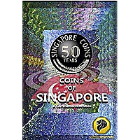 Coins of Singapore - A commemorative book