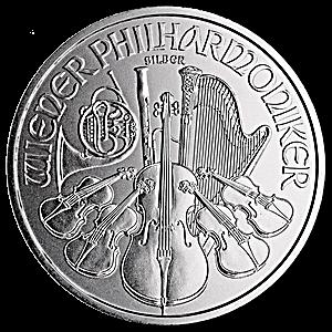 Austrian Silver Philharmonic 2018 - 1 oz