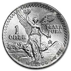 Mexican Silver Libertad 1985 - 1 oz