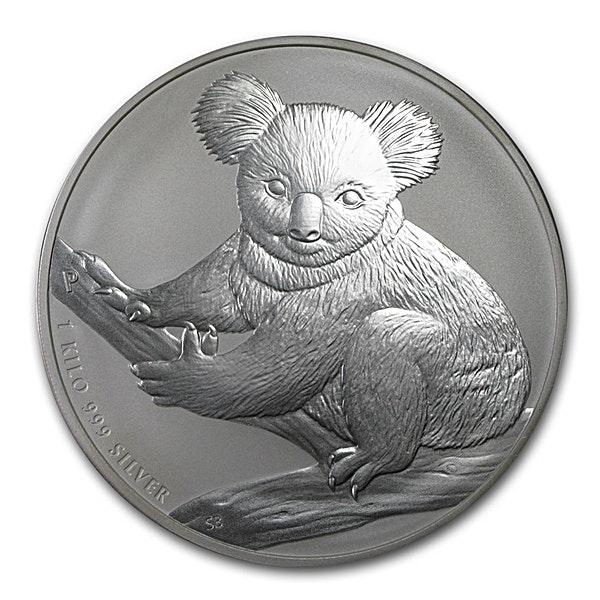 Australian Silver Koala 2009 - 1 kg