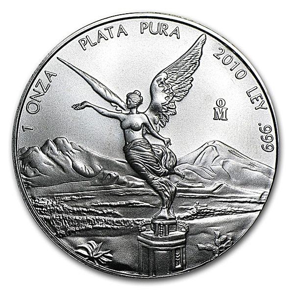 Mexican Silver Libertad 2010 - 1 oz