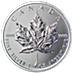 Canadian Silver Maple - Various years - 1 oz thumbnail
