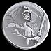 Niue Silver Darth Vader 2020 - 1 oz thumbnail