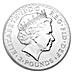 United Kingdom Silver Britannia 2003 - Circulated in Good Condition - 1 oz  thumbnail