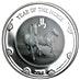 Niue Silver Lunar Horse 2014 - 1 oz thumbnail
