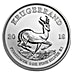 South African Silver Krugerrand 2018 - 1 oz thumbnail