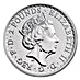 United Kingdom Silver Britannia 2017 - 1 oz  thumbnail