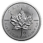 Canadian Silver Maple 2017 - 1 oz