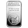 Silver Bullion Bar 10 oz - APMEX