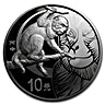 Chinese Silver Lunar Series 2016 - Year of the Monkey - 30 g