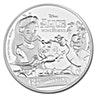 Niue Silver Disney Alice in Wonderland 65th Anniversary 2016  - 1 oz