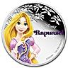 Niue 2016 Silver Disney Princess Rapunzel - 1 oz