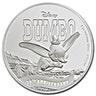 Niue Silver Disney Dumbo 75th Anniversary 2016  - 1 oz