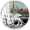 Niue Island Silver  SOS Venice - End or Beginning? - Doge's Palace - High Relief - 1 oz