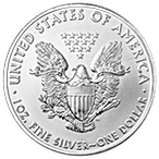 American Silver Eagle 2012 - 1 oz  thumbnail