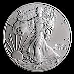 American Silver Eagle 2021 - 1 oz  thumbnail