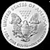 American Silver Eagle 2013 - 1 oz  thumbnail
