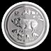 Australian Silver Lunar Series 2019 - Year of the Pig - 1 kg thumbnail