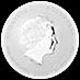 Australian Silver Lunar Series 2014 - Year of the Horse - 10 oz thumbnail