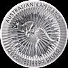 Australian Silver Kangaroos