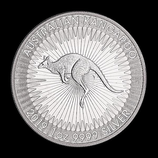 Australian Silver Kangaroo 2019 - 1 oz