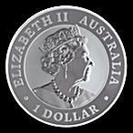 Australian Silver Kookaburra 2019 - 1 oz  thumbnail