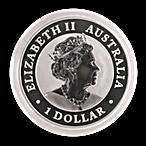 Australian Silver Koala 2020 - 1 oz thumbnail
