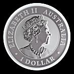 Australian Silver Koala 2019 - 1 oz thumbnail