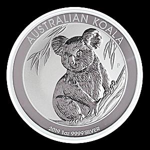 Australian Silver Koala 2019 - 1 oz
