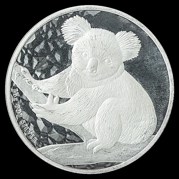 Australian Silver Koala 2009 - 1 oz