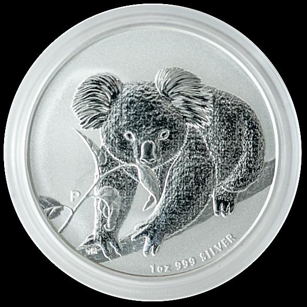 Australian Silver Koala 2010 - 1 oz