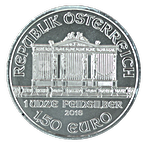 Austrian Silver Philharmonic 2016 - 1 oz thumbnail