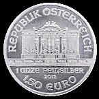 Austrian Silver Philharmonic 2013 - 1 oz thumbnail