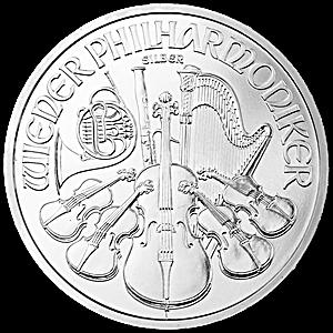 Austrian Silver Philharmonic 2014 - 1 oz